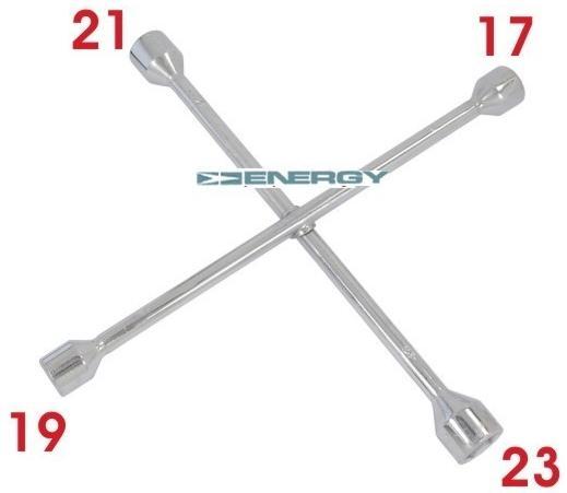 Four-way lug wrench ENERGY NE00130 5908274115268