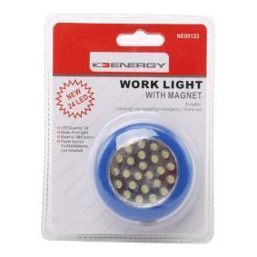 Ръчна лампа (фенерче) конструкция на светлините: LED (светодиоди) NE00133