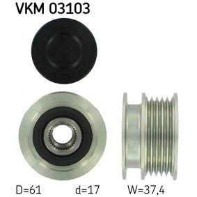 SKF  VKM 03103 Generatorfreilauf