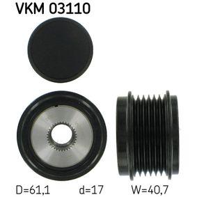SKF  VKM 03110 Generatorfreilauf