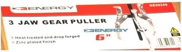 Außenabzieher ENERGY NE00259 Bewertung