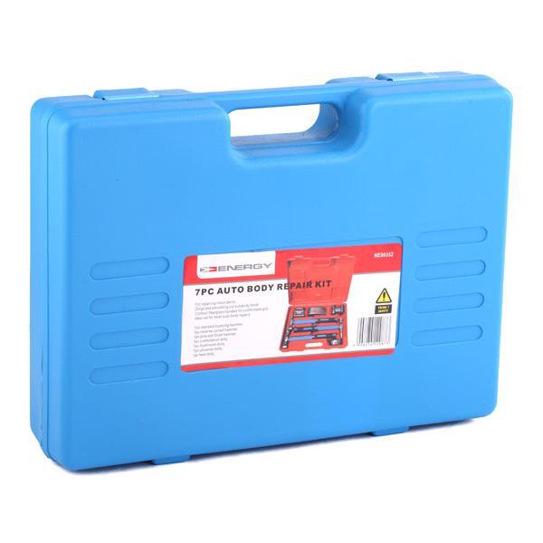 Zestaw młotków do prostowania blach karoserii ENERGY NE00352 fachowa wiedza