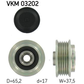SKF  VKM 03202 Generatorfreilauf