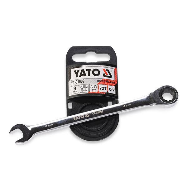 YATO  YT-01909 Klucz oczkowo-płaski z grzechotką