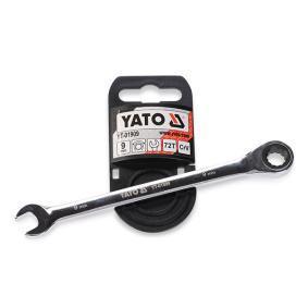 YATO  YT-01909 Ratschen-Ringgabelschlüssel