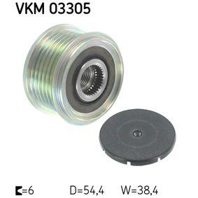 SKF  VKM 03305 Generatorfreilauf