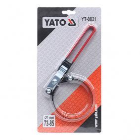 YATO Cinta saca-filtro de óleo YT-0821