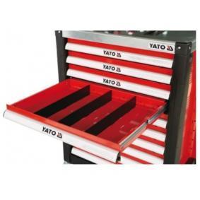 Tabique separador, gaveta (carro herramientas)