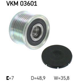 Generatorfreilauf mit OEM-Nummer VKN350 SKF