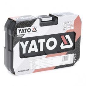 YATO Jogo de chaves de caixa YT-14491