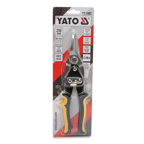 Blechschere YT-1962 YATO YT-1962 in Original Qualität