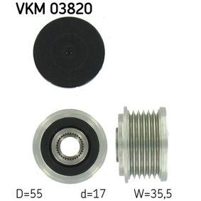Generatorfreilauf Art. Nr. VKM 03820 120,00€