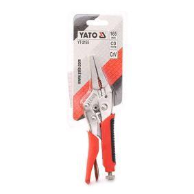 YATO Selvspændetang YT-2155