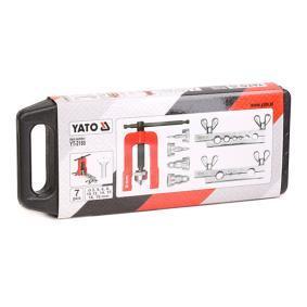 YATO Flänsningsverktygssats YT-2180