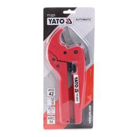 YATO Corta-tubos YT-2231