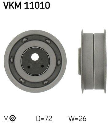 SKF  VKM 11010 Spannrolle, Zahnriemen