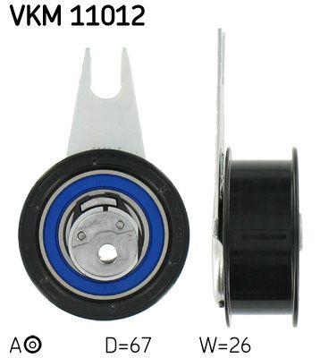 SKF  VKM 11012 Spannrolle, Zahnriemen Ø: 67mm