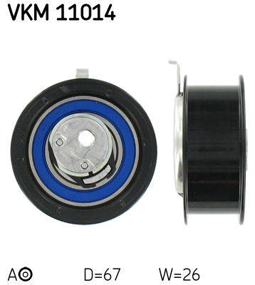SKF  VKM 11014 Spannrolle, Zahnriemen Ø: 67mm