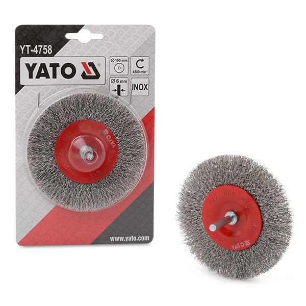 Drahtbürste YT-4758 YATO YT-4758 in Original Qualität