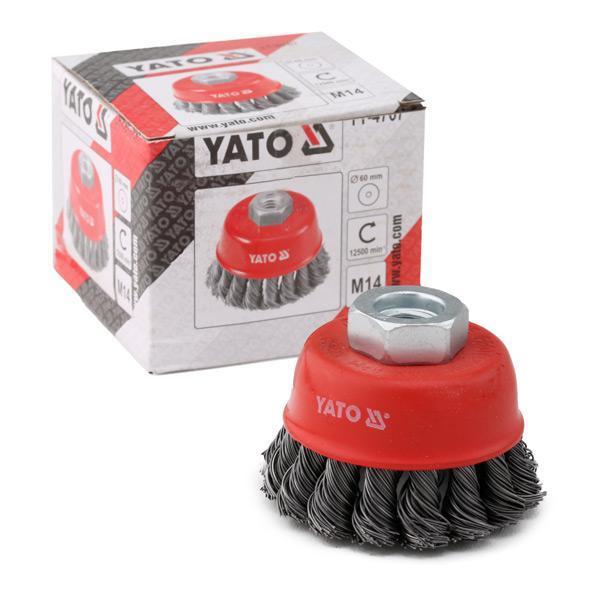 Drahtbürste YATO YT-4767 Erfahrung