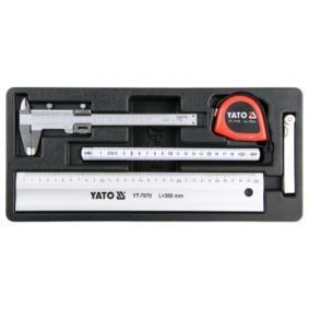 YATO шублер YT-55474