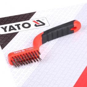 YATO Szczotka druciana, czyszczenie zacisku hamulca tarczowego YT-6337