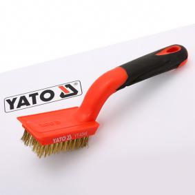 YATO Συρματόβουρτσα, καθαρισμός δαγκάνας φρένων YT-6346