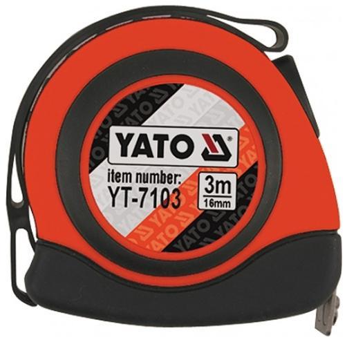 Rolmaat, meetband YT-7103 YATO YT-7103 van originele kwaliteit