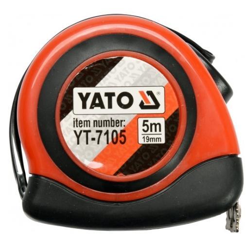 Cinta métrica YT-7105 YATO YT-7105 en calidad original
