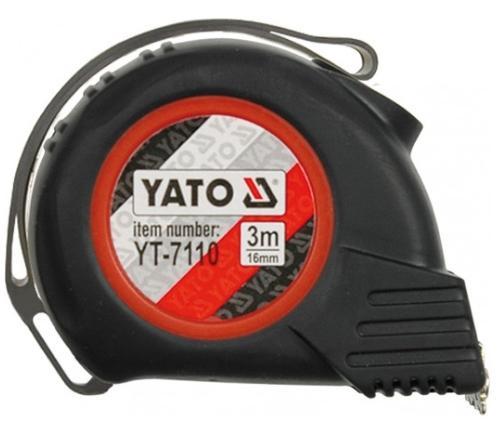YATO  YT-7111 Rolmaat, meetband