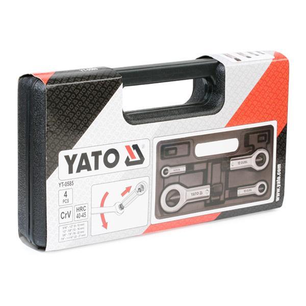 Mutternsprenger-Satz YATO YT-0585 Erfahrung