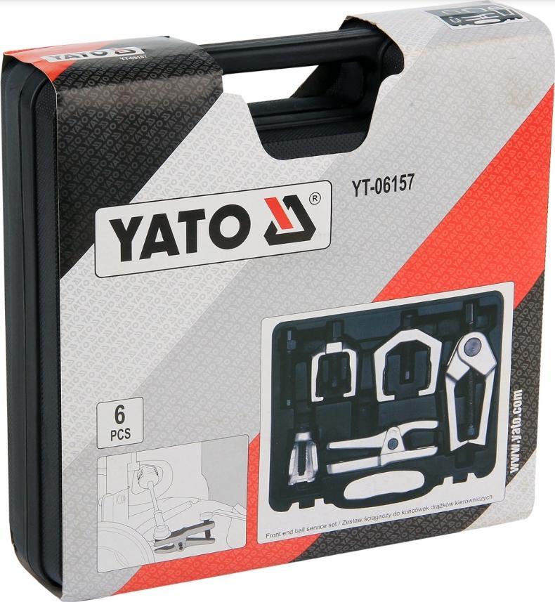 Serie di estrattori, Cuscinetto a sfera YATO YT-06157 conoscenze specialistiche