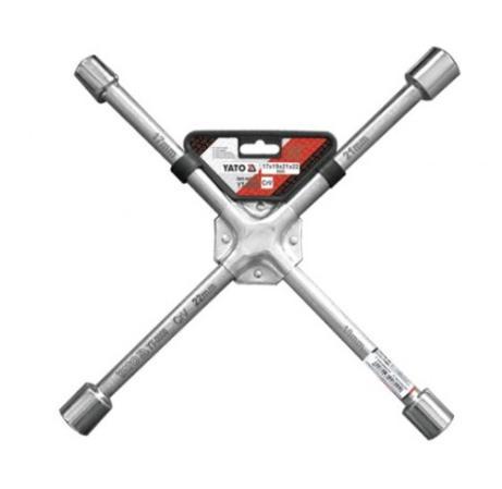 Four-way lug wrench YATO YT-0800 rating