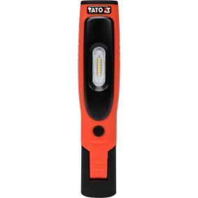 Handleuchte Batterie-Kapazität: 2200mAh, Leuchten-Bauart: LED YT08508