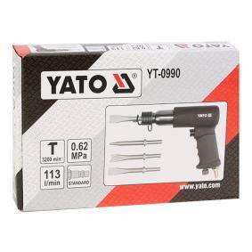 YATO  YT-0990 Meißelhammer-Satz