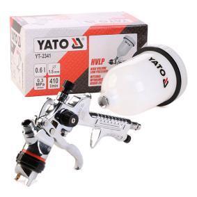 YATO Pistolet pulvérisateur, protection du sous-plancher YT-2341