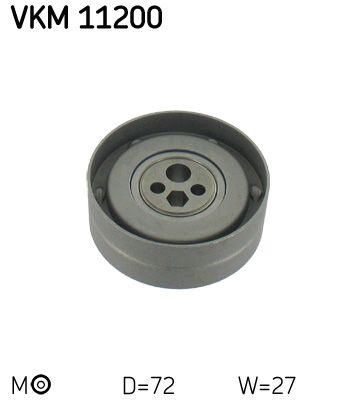 SKF  VKM 11200 Spannrolle, Zahnriemen Ø: 72mm