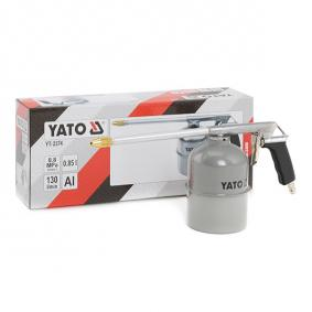 YATO Πιστόλι σπρει, υποδαπέδια αντιδιαβρωτική προστασία YT-2374