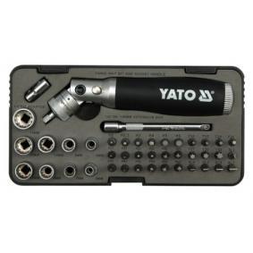 YATO Chave de fendas com bits YT-2806
