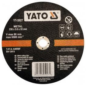 YATO  YT-5927 Trennscheibe, Winkelschleifer