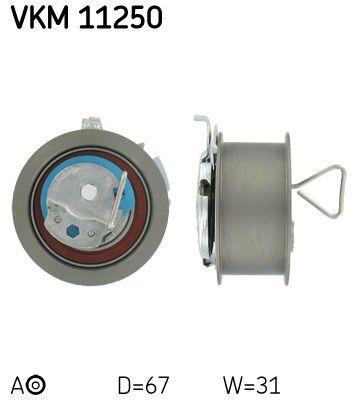 SKF  VKM 11250 Spannrolle, Zahnriemen Ø: 67mm
