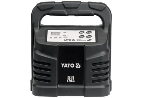 YATO  YT-8302 Carregador de baterias