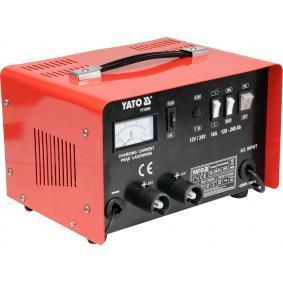 Baterie, pomocné startovací zařízení Napětí: 12V, 24V YT8304