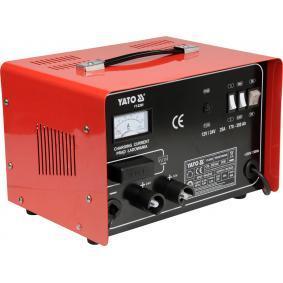 Batterie, appareil d'aide au démarrage Volt: 12V, 24V YT8305