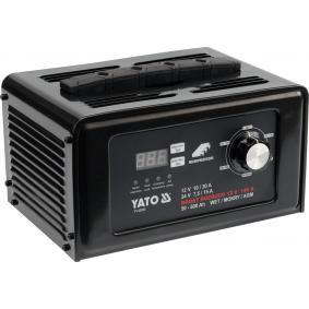 Baterie, pomocné startovací zařízení Napětí: 12V, 24V YT83052
