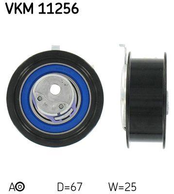 SKF  VKM 11256 Spannrolle, Zahnriemen Ø: 67mm