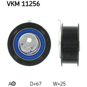 Spannrolle, Zahnriemen Ø: 67mm mit OEM-Nummer 028 109 243K
