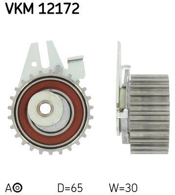 SKF  VKM 12172 Spannrolle, Zahnriemen Ø: 65mm