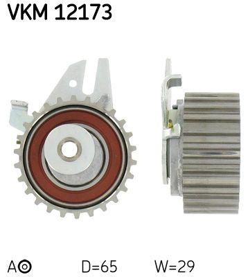 SKF  VKM 12173 Spannrolle, Zahnriemen Ø: 65mm