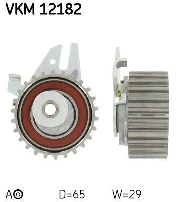 SKF  VKM 12182 Spannrolle, Zahnriemen Ø: 65mm